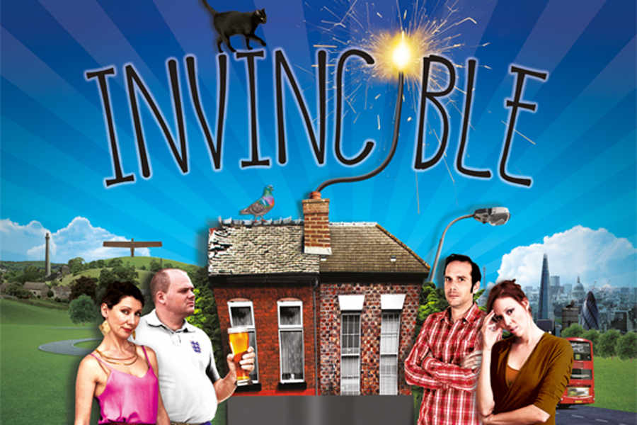 The Theatre Twittic Reviews - Invincible UK Tour 2016 at the Lichfield Garrick