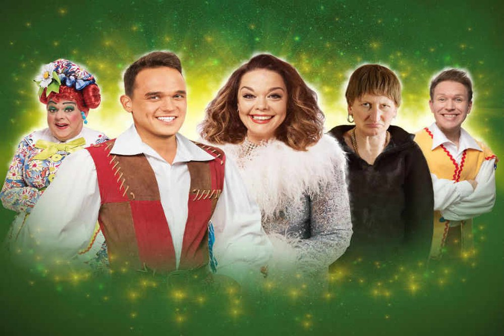 Jack and the Beanstalk Wolverhampton Grand The Theatre Twittic Review