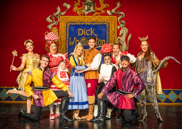 The Theatre Twittic Review - Dick Whittington Panto Lichfield Garrick 2018