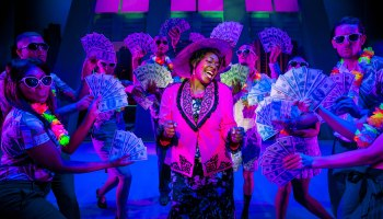 The Theatre Twittic Review - Ghost The Musical UK Tour at the Wolverhampton Grand