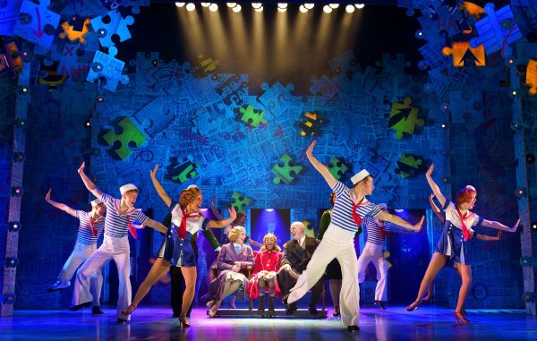 The Theatre Twittic Review - Annie The Musical UK Tour at the Wolverhampton Grand