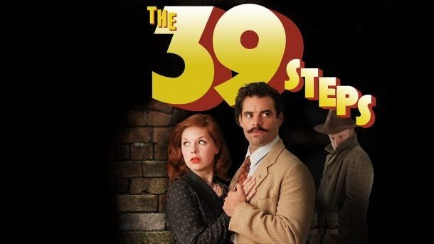 The Theatre Twittic Review - The 39 Steps at the New Vic Theatre
