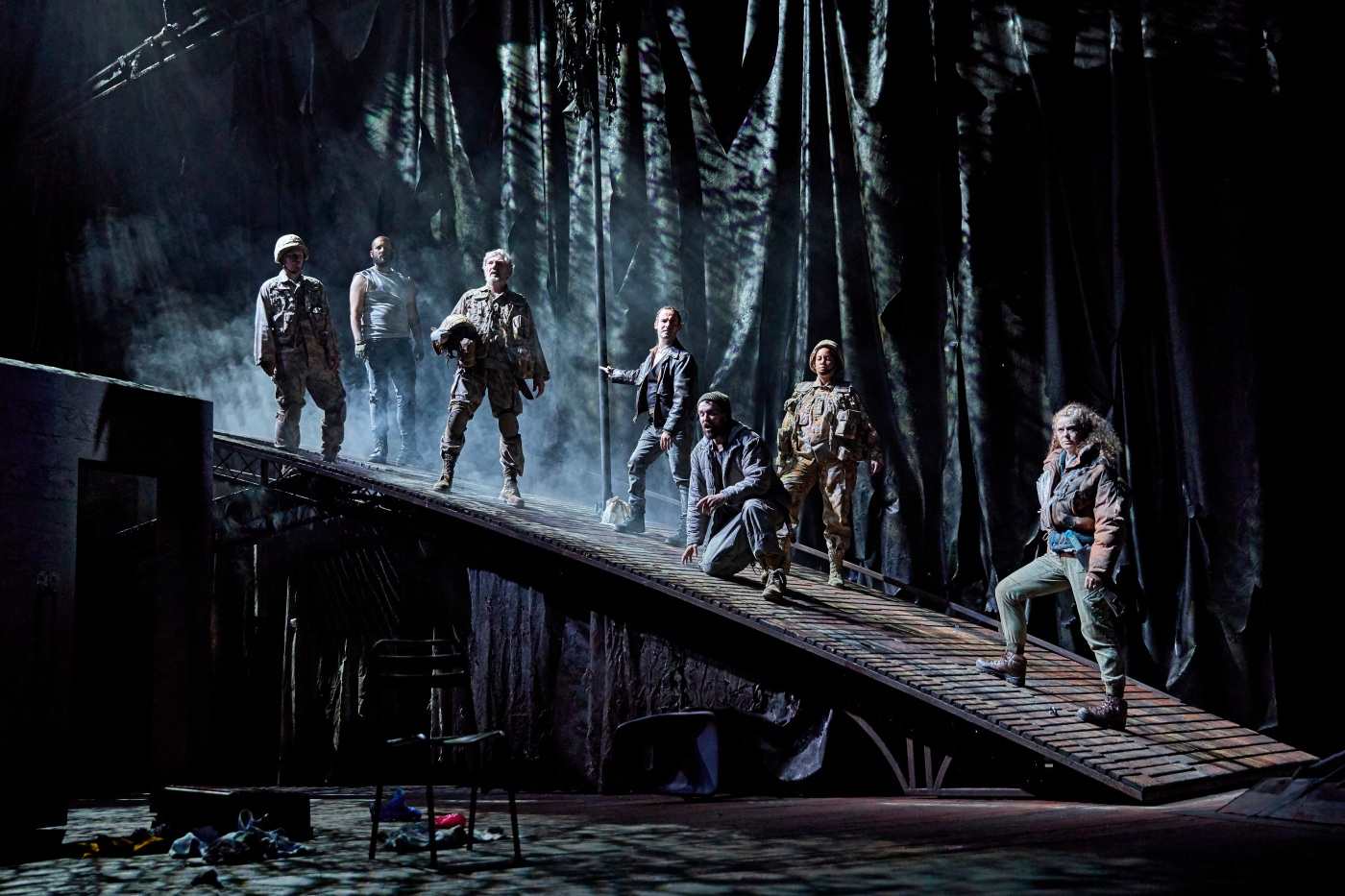The Theatre Twittic Review: NT Macbeth at the Wolverhampton Grand BrinkhoffMogenburg