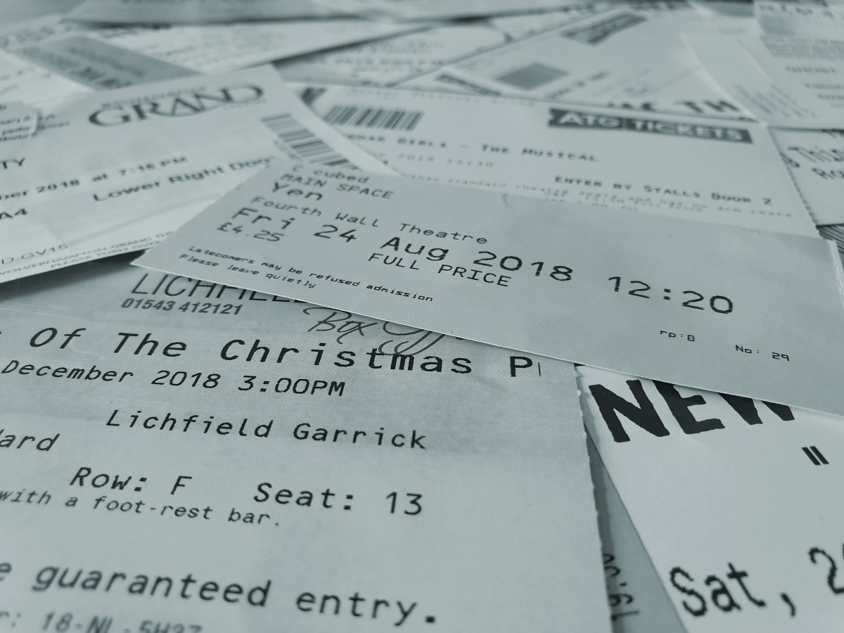 The Theatre Twittic - Tickets
