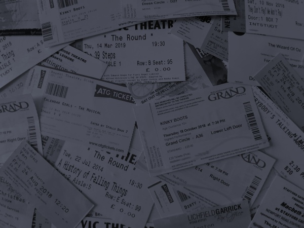 The Theatre Twittic - Tickets 2