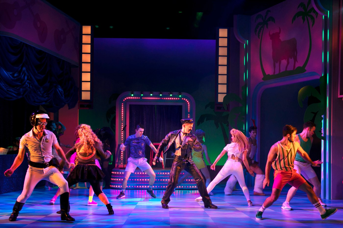 The Theatre Twittic Review - Club Tropicana UK Tour at the Wolverhampton Grand