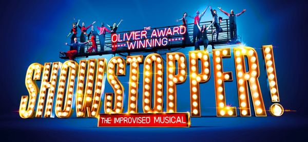 The Theatre Twittic Review - Showstopper the Improvised Musical at the Stafford Gatehouse