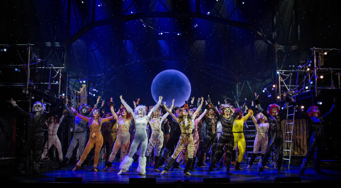 The Theatre Twittic Reviws - WBOS Cats at the Wolverhampton Grand